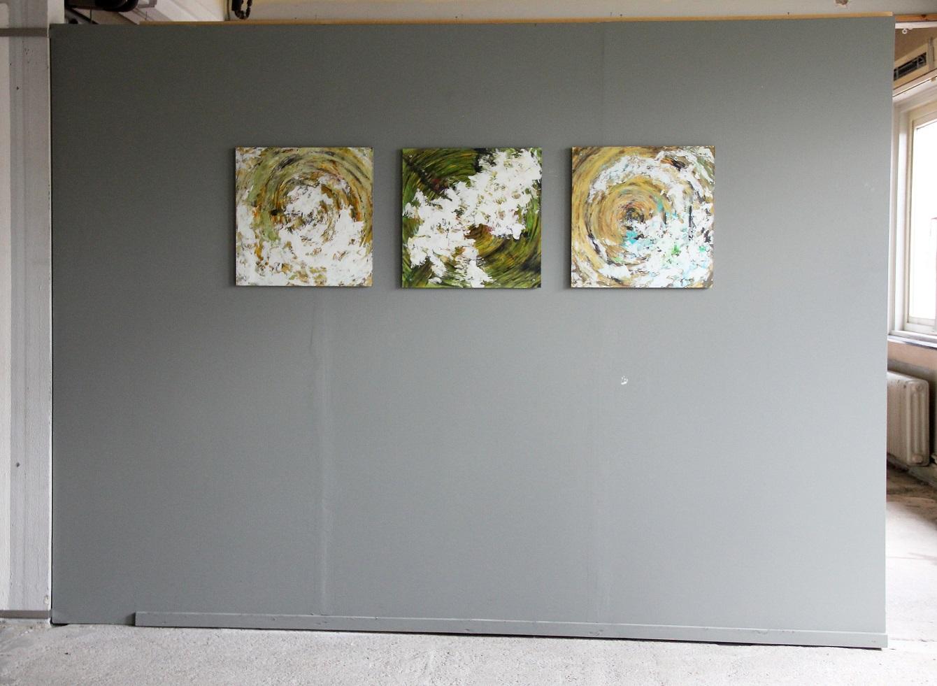 Installationsansicht aus der Austellung ZIE SO-66, Startion Hengelo, März 2017