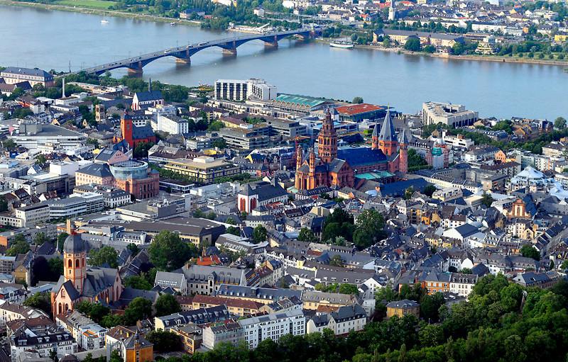 Hoher Dom zu Mainz (c) Bistum Mainz