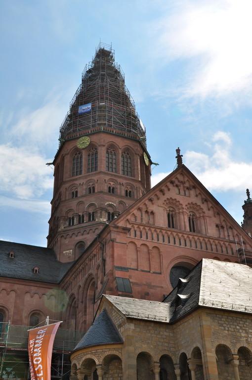 Hoher Dom zu Mainz (c) Dombauverein Mainz