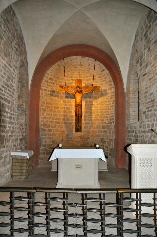 Gotthardkapelle  im Dom zu Mainz (c) Dombauverein Mainz