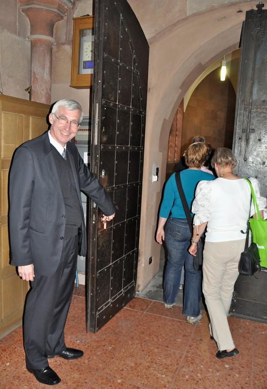 Domsakristei im Dom zu Mainz (c) Dombauverein Mainz