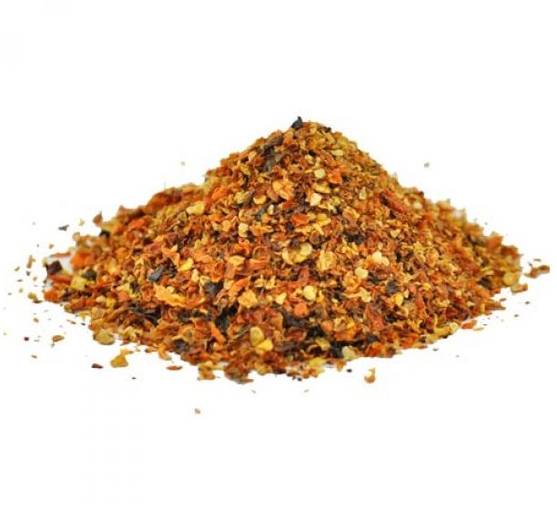 Piment bhut jolokia peach en flocons for Flocon poisson