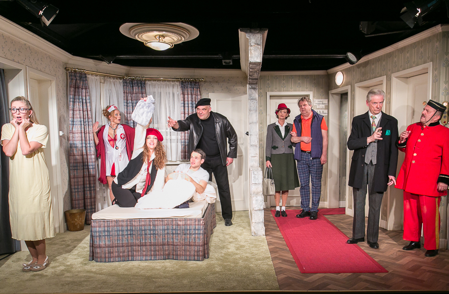 ZIMMER 12a (Komödie) | Fauteuil Theater Basel