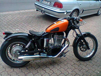 harley sportster vg starrahmen protypecycless jimdo page. Black Bedroom Furniture Sets. Home Design Ideas