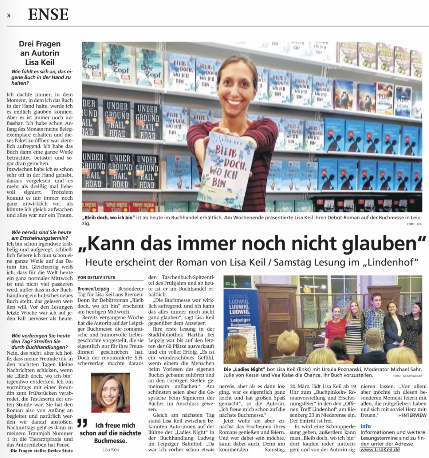 Soester Anzeiger 27.03.2019