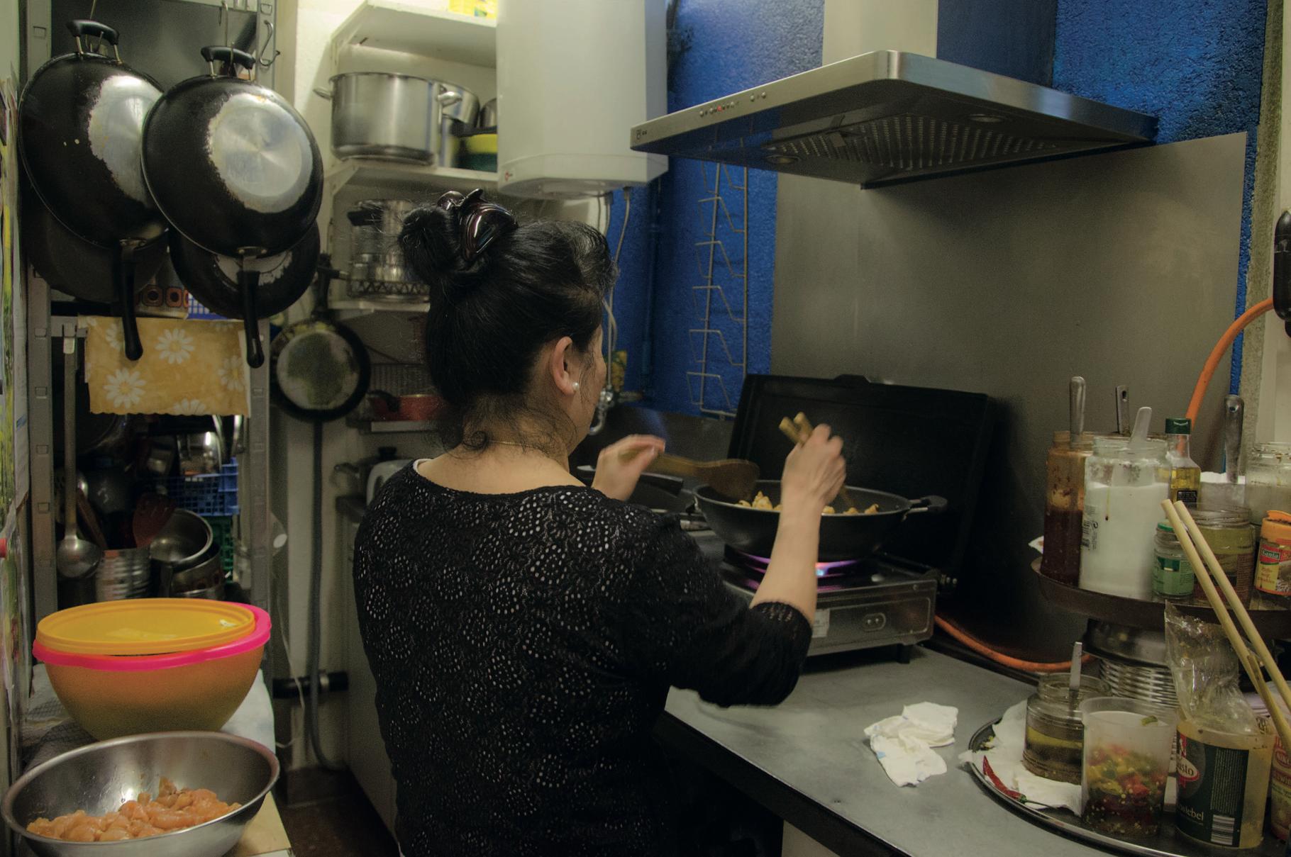kochen mit Leidenschaft
