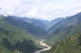 Nujiang-Tal (China)