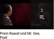 Prem Rawat und Mr Gee, Poet