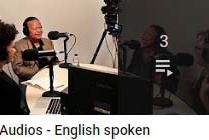 Audios - English spoken