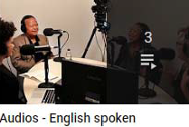 Audios - English spoken