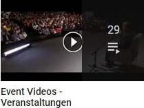 Event Videos - Veranstaltungen