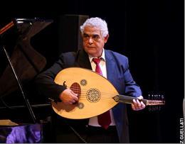 Bachir Mazouni, Oud, Violon, Piano ...