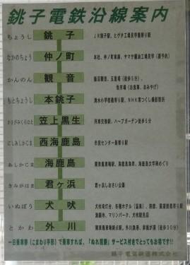 念願の銚子電鉄 犬吠駅⇒銚子駅