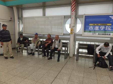 京成 日暮里駅
