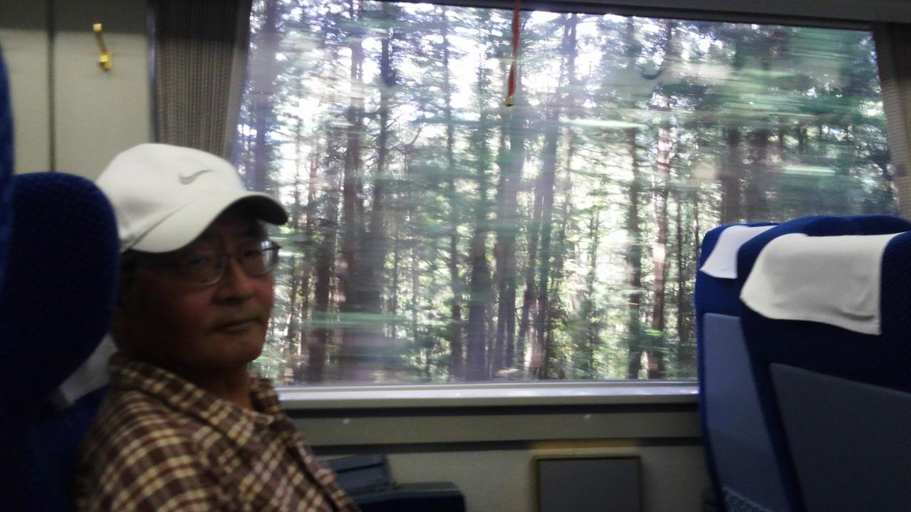 信栃木より1名乗車