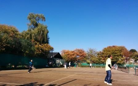 恒例の双実杯が11月22日(土)、快晴の空の下、開催されました。