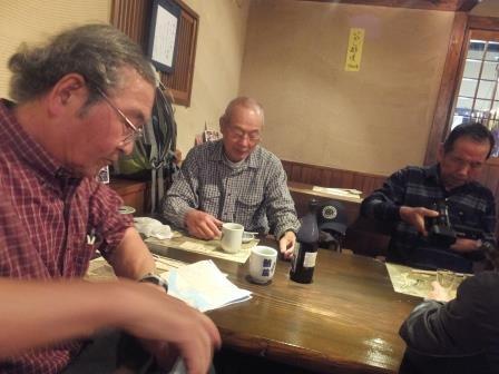 「鮪蔵」にて、豪勢な鮪丼昼食