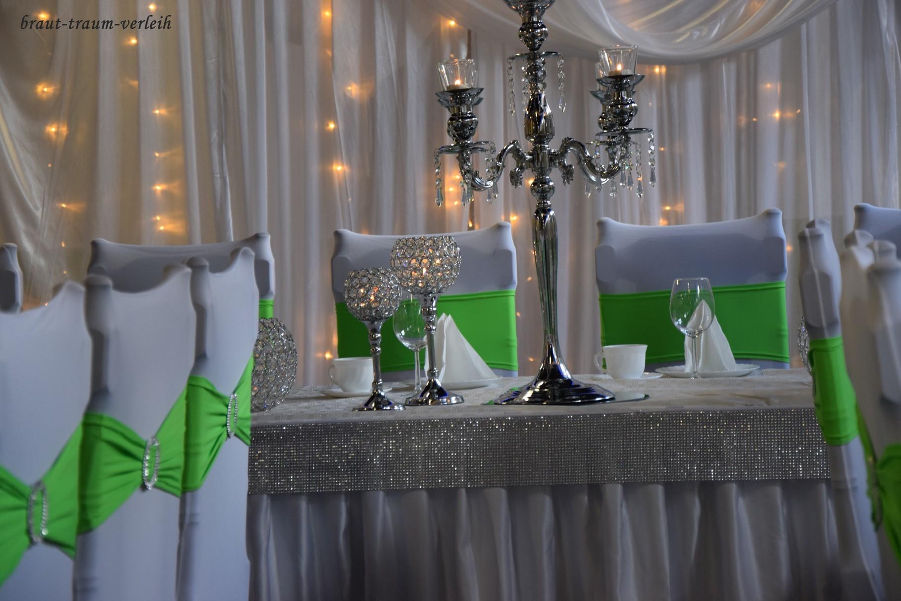 miete tischleuchter silber vermietung stuhlhussen mieten dekoration hochzeitsdekoration. Black Bedroom Furniture Sets. Home Design Ideas