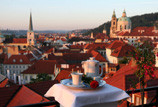 Hotel Golden View a Praga