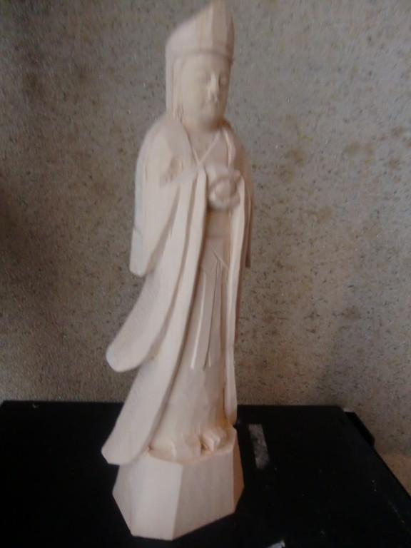 木内 尚之   「聖観音」