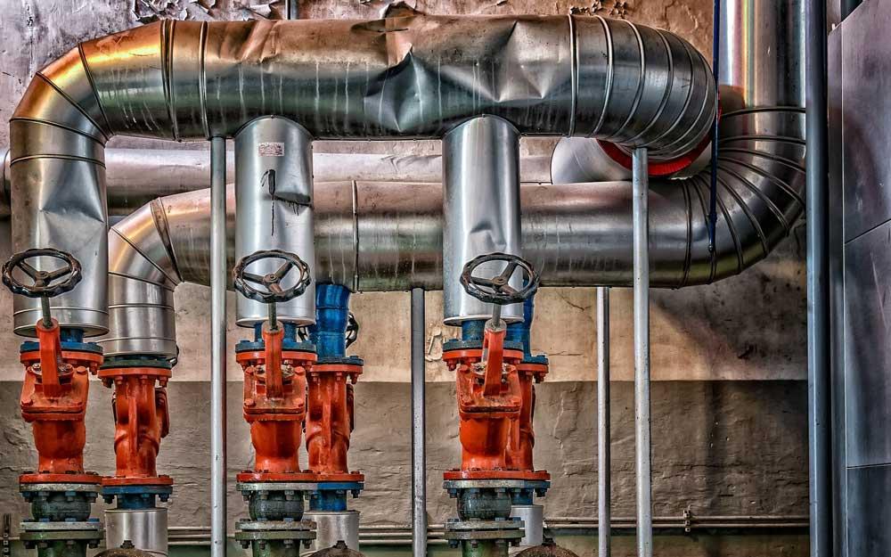 Firmenverkauf Rohrleitungssysteme, Kälte-/Heizungsanlagen