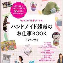 7「好き」を「仕事」にする! ハンドメイド雑貨のお仕事BOOK マイナビ / マツドアケミ / 発売日 2013.12.21   CHIKAのおうちかごを 「教える」のカテゴリー、商品画像を掲載いただきました。