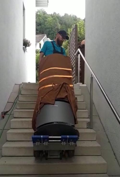 Elektrischer Treppensteiger