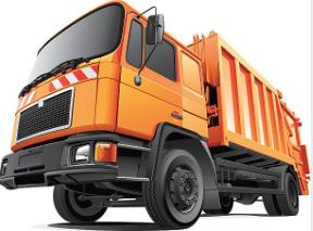 Auch Müllfahrzeuge können durch die Ölreinigung profitieren