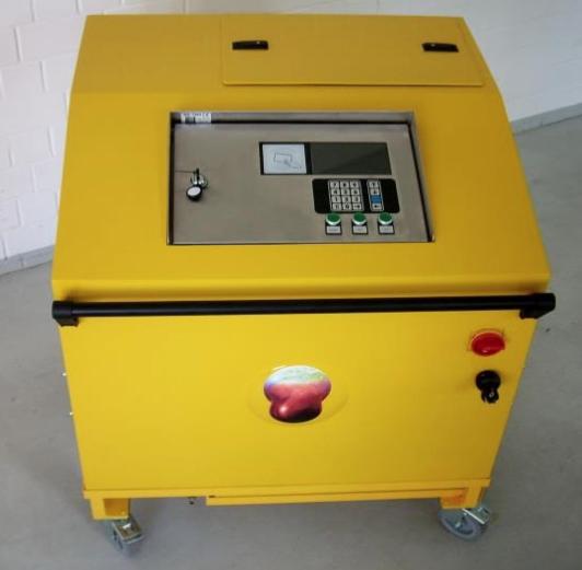 mobile Ölreinigungsmaschine
