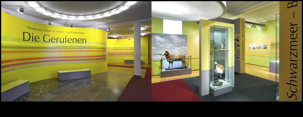 Sonderausstellung: Die Gerufenen – Stiftung Zentrum gegen Vertreibungen