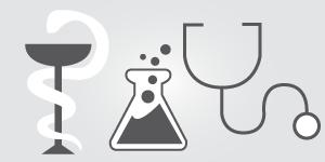 Medizin, Pflege, Pharma, Labor