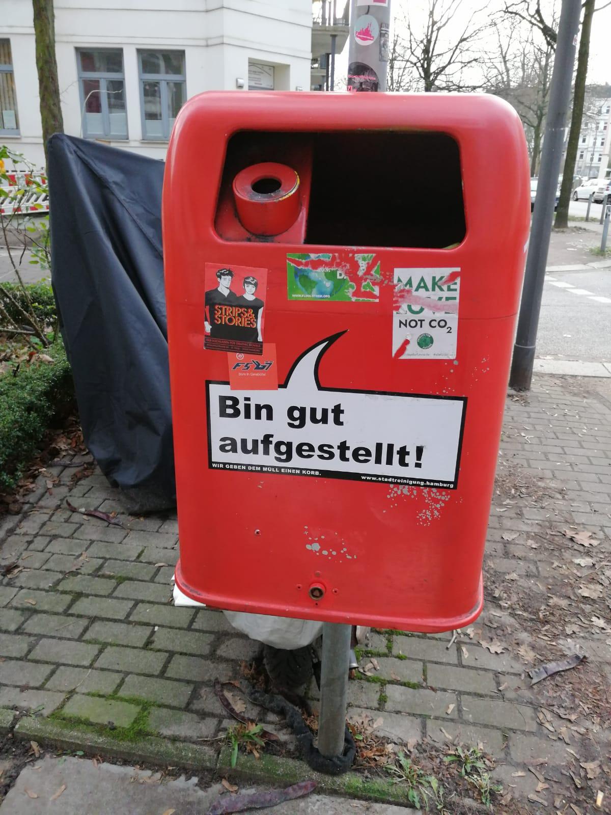 Hamburg tut was für seinen Körper