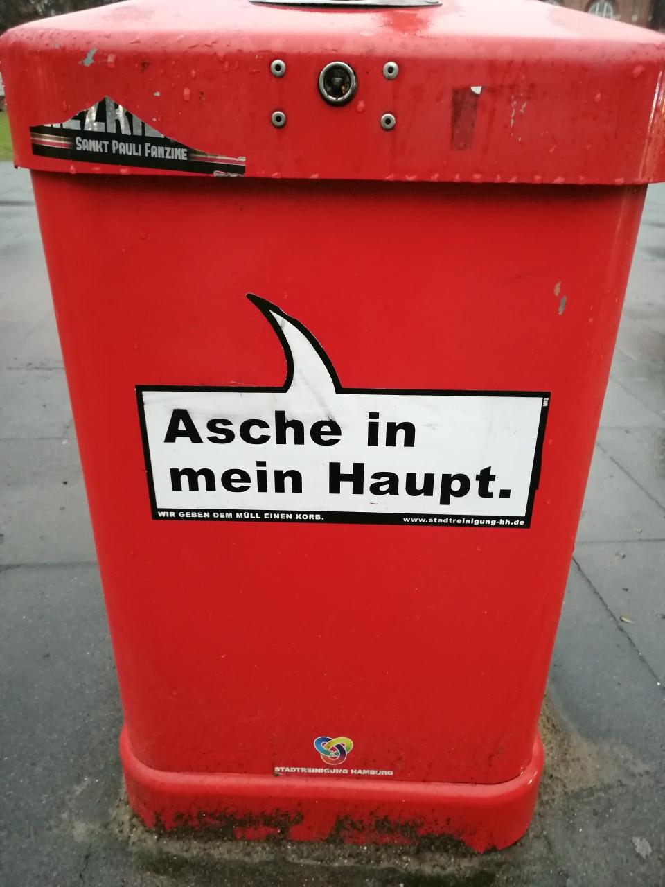 Hamburg gibt Frieden