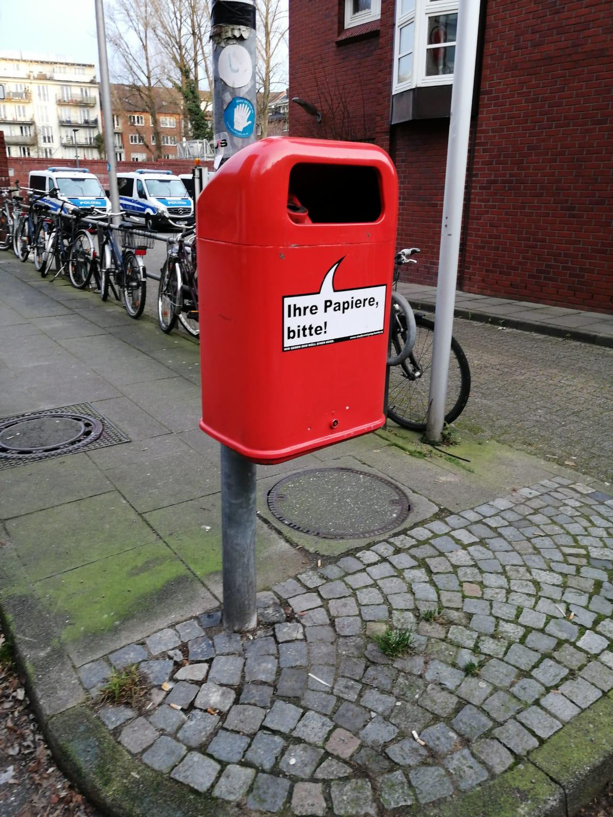 Hamburg hat die freundlichsten Polizisten