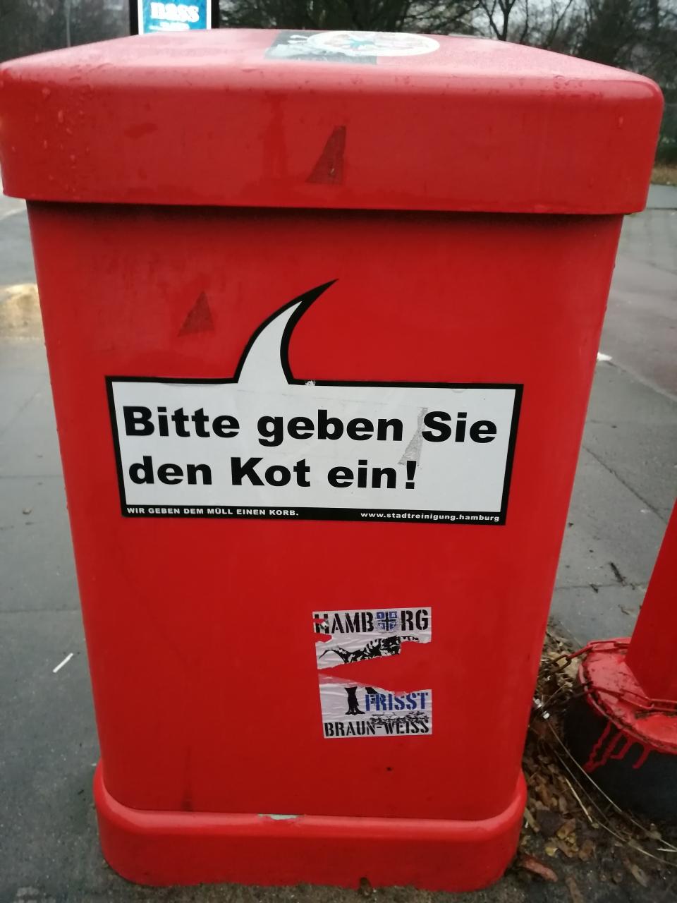 Dringende Angelegenheiten sind in Hamburg auch ohne PIN möglich