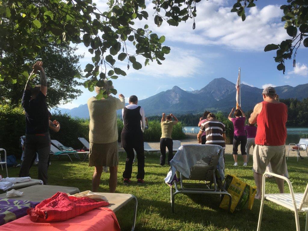Faaker See Kärnten 2018