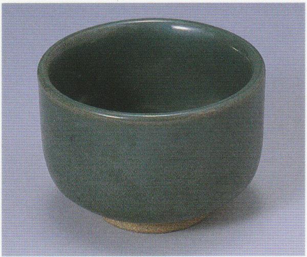 86.銅青磁釉 酸化/1,230〜1,250℃