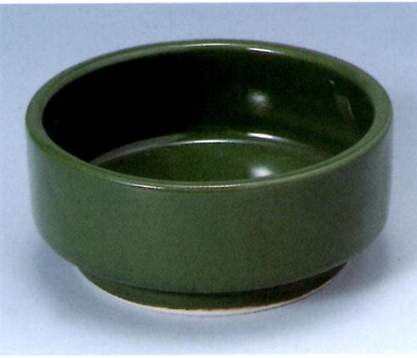 13.濃緑釉 還元/1,260〜1,300℃
