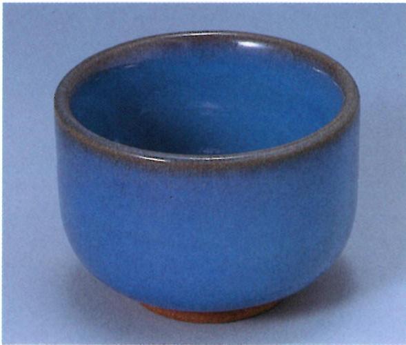 83.青ナマコ釉