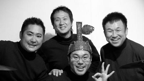 首藤健二郎さん、きどゆういちさん、つだつよしさんとビートルズ風CMで共演