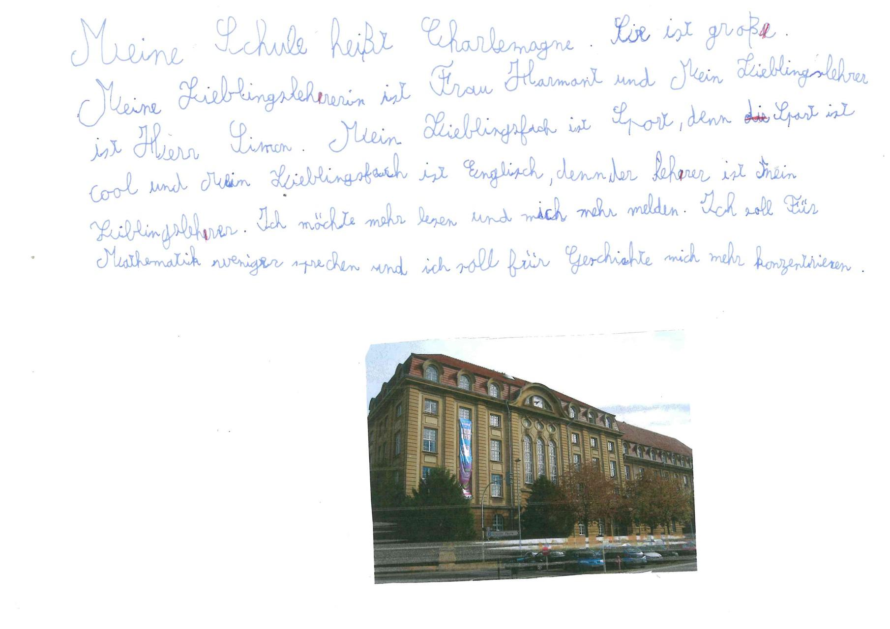 Weill Victor , 5ème 1