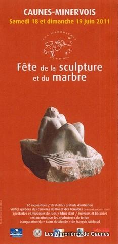 4,  porte de Narbonne 11160 Caunes Minervois 04 68 78 03 88 contact@lesmarbrieresdecaunes.fr