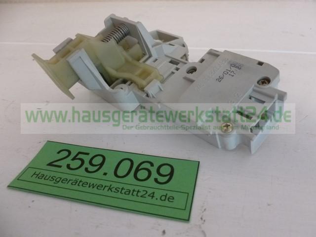 Bosch waschmaschinen türschloss türverriegelungsrelais günstig