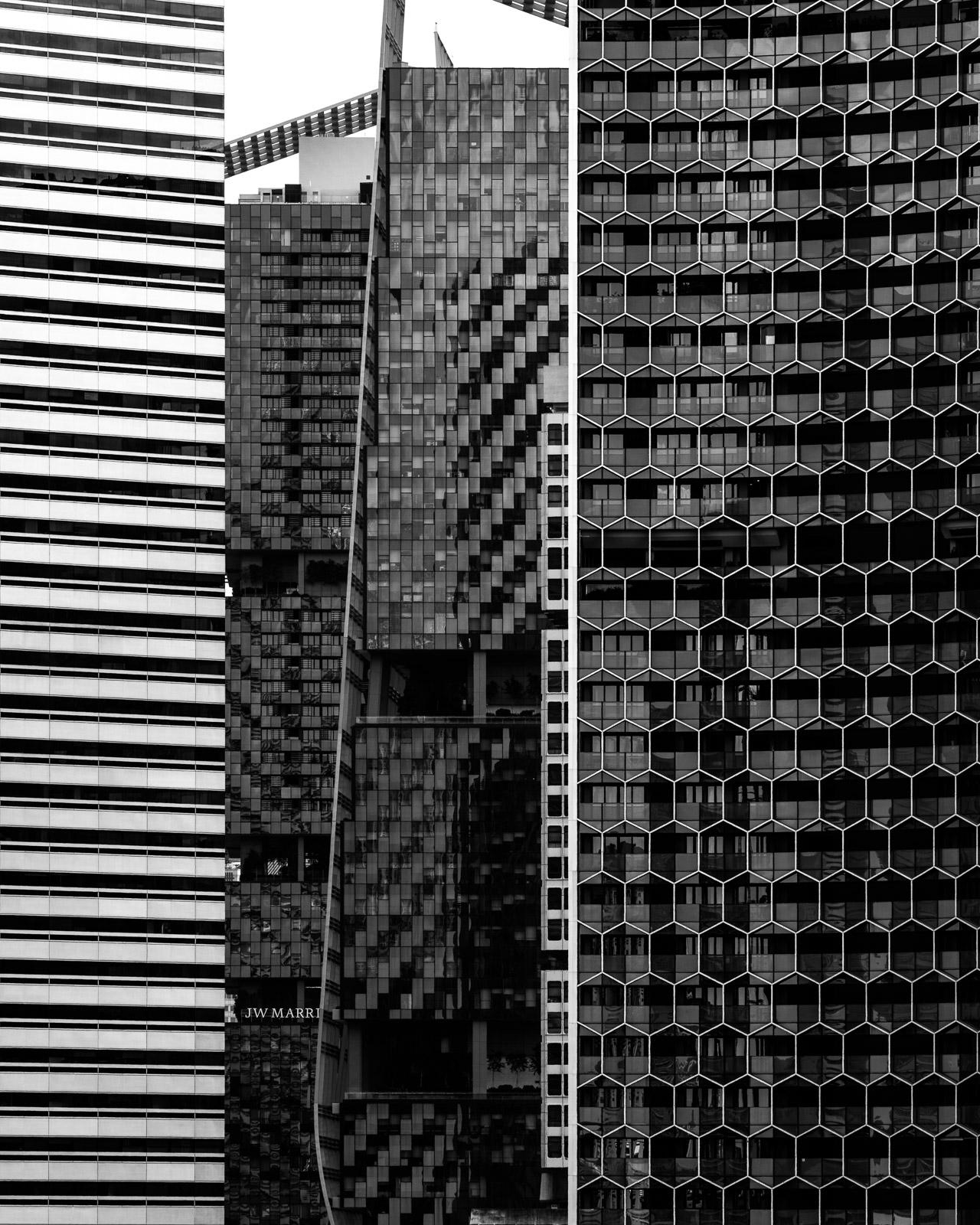 Office Blocks, Singapore