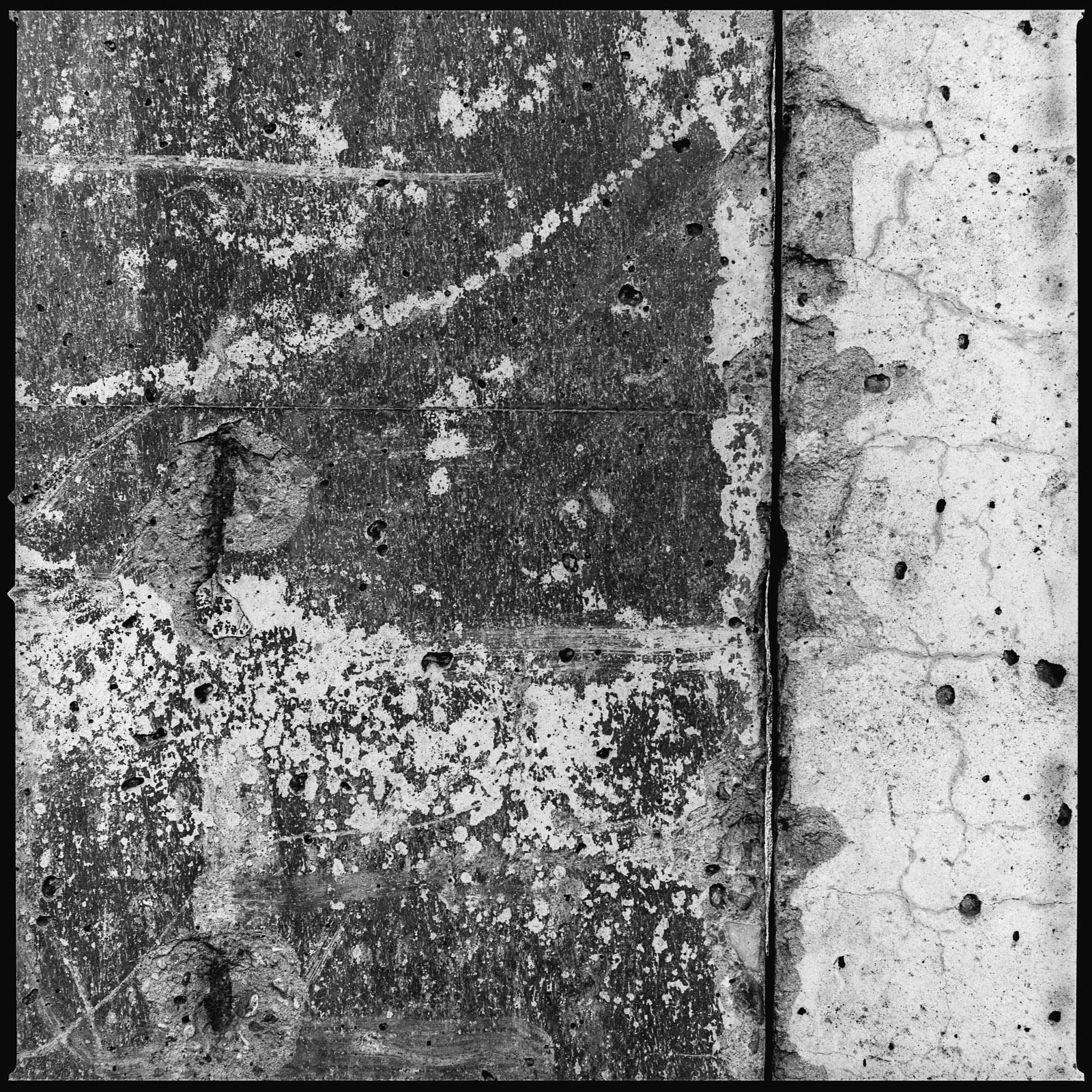 Concrete wall III, Hildesheim