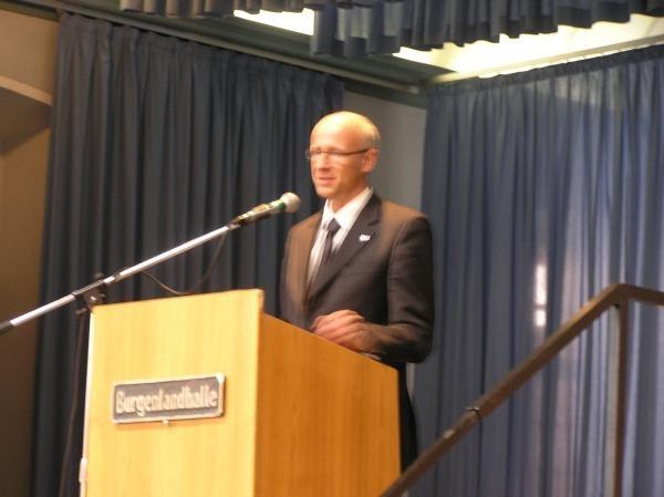 Landrat G. Bauer