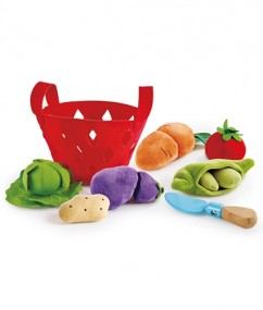Toddler Vegetable Basket (€19,99)
