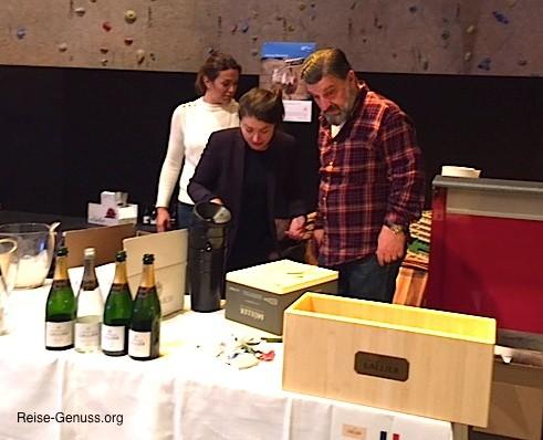 Weinmesse Arlberg Lech Österreich Ellen Warstat