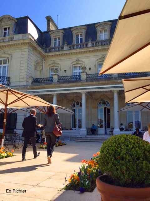 Hotel Domaine les Crayére Reims Champagne Frankreich Ed Richter