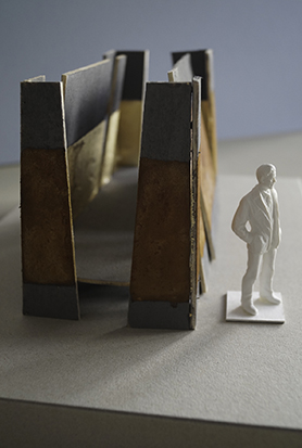Modell Gartenzimmer 3 ©Bernd Aury